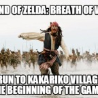 Finally Got My Paws On Legend Of Zelda: Breath Of The Wild And Here Are My Thoughts