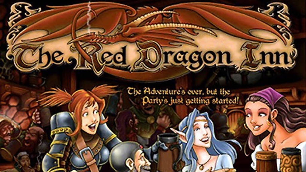 red dragon inn board games